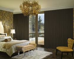 Fabric Drapes Exquisite Brown Fabric Curtains And Drapes For Your Bedroom