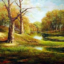 landscape painting artists modern landscape painting paintings sinoorigin