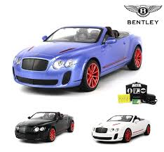 bentley remote control car working lights rechargeable