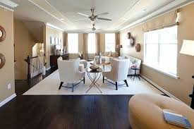 show home interior design progress lighting approachable luxury characterizes hgtv show home
