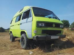 volkswagen westfalia 4x4 double cabin campervan crazy