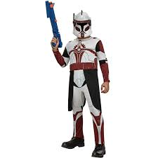 star wars kids halloween costumes kids clone trooper boys commander fox star wars costume 33 99