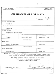 birth certificate correction sample letter all about the birth certificates fogbow here s what