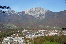 Predigtstuhl Bad Reichenhall Hoch über Reichenhall Die Spechtenkopfrunde Salzburger Fenster