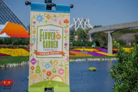 epcot flower u0026 garden festival blog mickey