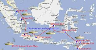 Air Canada Route Map by Alor Mt Sirung