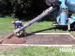 Gravel Driveway Calculator Fabulous And How To Pour A Concrete Sidewalk Family Handyman