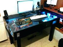 Computer Desk Mod Built In Computer Desks New Shiny Desk Built In Computer Desk In