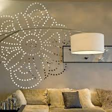 100pcs heart round abstract wall mirror stickers cutestop cute wall art wall stickers room removable decorative decor