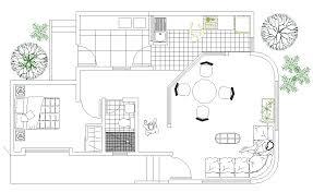 single storey house plans single storey house plan cad drawing cadblocksfree cad blocks free