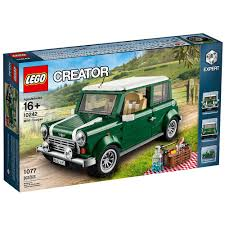 lego volkswagen mini lego creator expert mini cooper 10242 construction set building