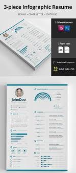 Eye Catching Resume Templates Resume Template 15 Creative Infographic Templates Intended For