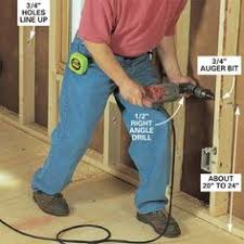 how to rough in electrical wiring electrical wiring