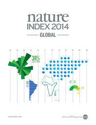 Index by Nature Nature Index 2014 Global