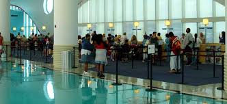 Car Rental Port Canaveral To Orlando Airport Disney Cruise Line Check In Process Port Canaveral Transportation