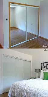 New Closet Doors Bathroom New White Glass Sliding Closet Doors In The Bedroom