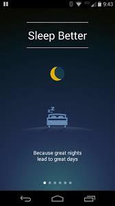 runtastic sleep better promises to make mornings easier digital