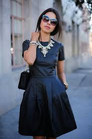 statement necklace with dress images How to pick the statement necklace for your personality glam radar jpg