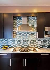 custom inexpensive kitchen backsplash ideas modern kitchen