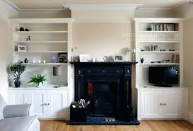 Fitted Living Room Furniture Decoration Lounge Cupboards