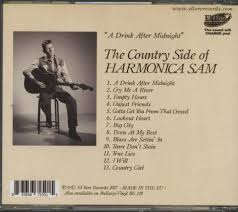 harmonica sam cd the country side of harmonica sam a drink