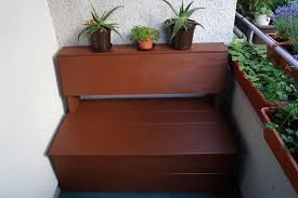 Build Garden Storage Bench by How To Build A Garden Storage Bench Diy Projects For Everyone
