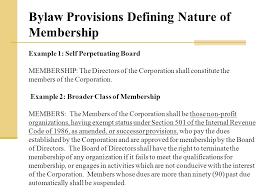 bylaws and board governance october 16 ppt download