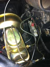 1966 mustang aftermarket brake booster issues please help