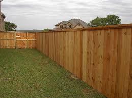 Types Of Fencing For Gardens - types of wood fences color u2014 bitdigest design affordable types