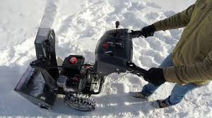 two stage snow blowers briggs u0026 stratton youtube