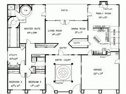 center courtyard house plans house plans simple style house plans images about