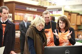 Home Depot Design Jobs The Home Depot Martha Stewart Spends Holiday Time With Home