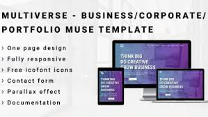 free muse template muse templates page 1