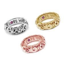 rings jewelry love images I love you 39 rings charles krypell jpg