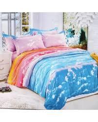 Quilted Duvet Cover King Sweet Deal On Cloud Sky Bedding Pillowcase Quilt Duvet Cover Set