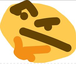 Imgur Com Meme - emoji discord meme android imgur thinking png download 1191 988