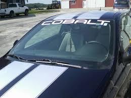 subaru windshield decal cobalt windshield decal banner vinyl sticker