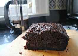 double chocolate zucchini bread a healthier sweet treat rachael ray