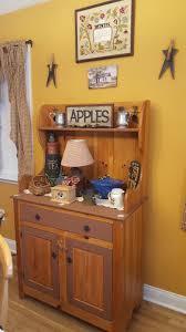 country primitive home decor apples farm hutch country primitive