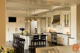 Cream Kitchen Cabinets by Cream Cabinets Transitional Kitchen Cote De Texas