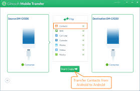 transfer contacts android to android 3 ways to transfer contacts between android phones
