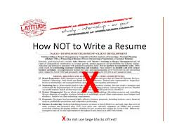 how to write a excellent resume 7 summary examples cv vs good 4