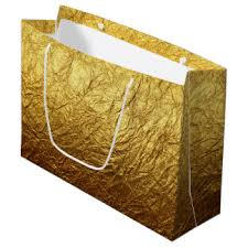 gold gift bags gold party gift bags zazzle