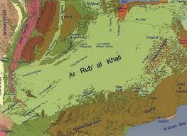 rub al khali map gc6byq0 rub al khali the empty quarter earthcache in oman