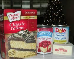 quick and easy dessert recipe dump cake trust me it tastes