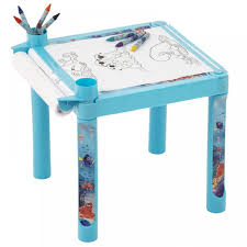 Drawing Desk Kids Disney Finding Dory Activity Drawing Table Colouring Desk Kids
