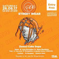 zoocci coke dope on twitter