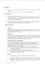 mortgage contract templates contract and warranty sample contract