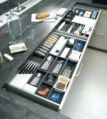 range couverts tiroir cuisine rangement couverts tiroir cuisine range couverts en hatre range