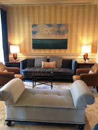 Living Room Interior Designs Blue Yellow Blue Yellow And Gold Design Trend Spotted At Wentworth By The Sea